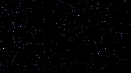 Meteor Shower Stock Video Footage