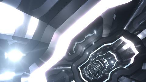 Tunnel tube SF A 02m 2 HD Animation