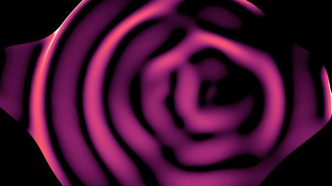 Abstract swirl rippple fabric,soft silk veils,flowing... Stock Video Footage
