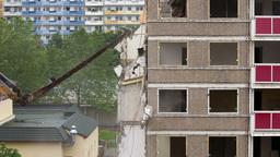 destruction Stock Video Footage