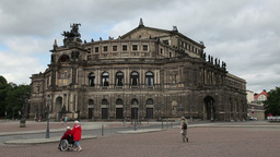 Dresden Stock Video Footage