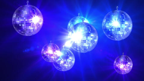 Mirror ball 8214 Animation