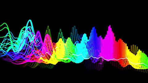 Spectrum 3 Stock Video Footage