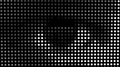 Man eye Animation