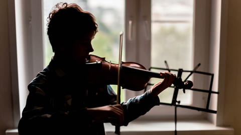 Violinist Footage