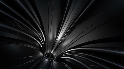 Tunnel tube SF B 01h HD Animation