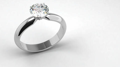 Diamond Ring Stock Video Footage