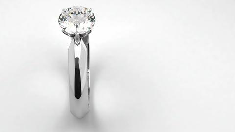 Diamond Ring Stock Video Footage
