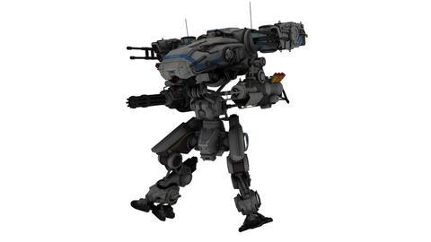 ロボット stock footage