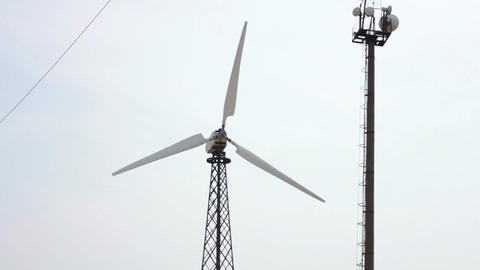 Wind Power 18 Footage