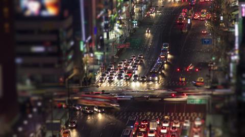 Seoul City 134 HD Stock Video Footage