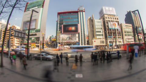 Seoul City 175 Zoom HD Footage