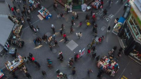 Seoul City 189 Zoom HD Stock Video Footage