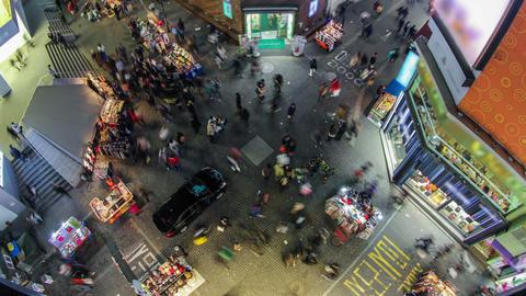 Seoul City 214 HD Stock Video Footage