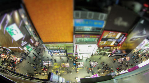 Seoul City 214 HD Footage