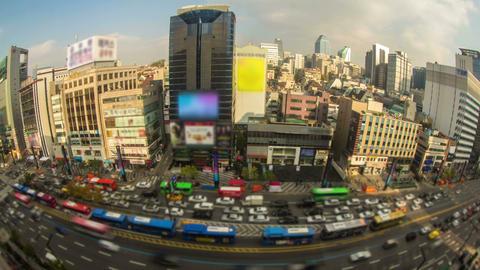 Seoul City 28 HD Stock Video Footage
