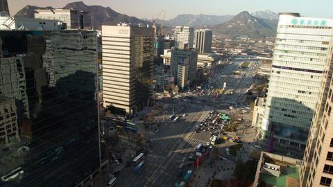 Seoul City 72 Footage