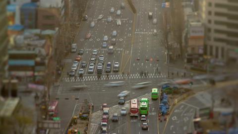 Seoul City 73 Stock Video Footage