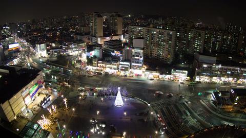 Seoul City 86 HD Footage
