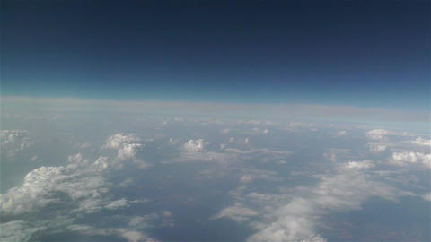 Clouds Aerial 7 Stock Video Footage