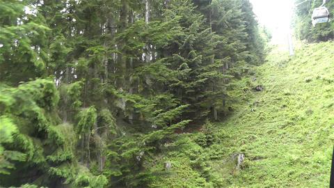 European Alps Kitzbuhel Austria Aerial 10 Footage