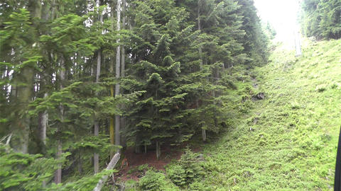 European Alps Kitzbuhel Austria Aerial 10 Stock Video Footage