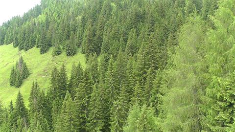 European Alps Kitzbuhel Austria Aerial 34 Stock Video Footage