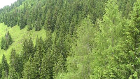 European Alps Kitzbuhel Austria Aerial 34 Footage