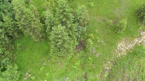 European Alps Kitzbuhel Austria Aerial 46 Footage