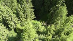 European Alps Kitzbuhel Austria Aerial 68 Stock Video Footage