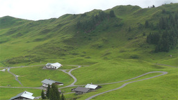 European Alps Kitzbuheler Horn Austria 1 1 Stock Video Footage