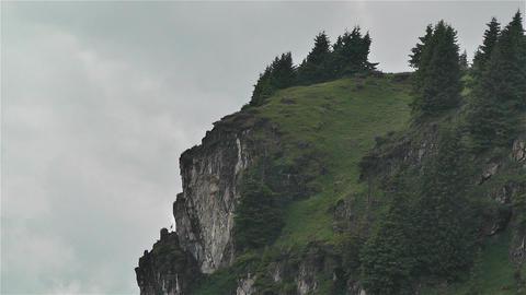 European Alps Kitzbuheler Horn Austria 2 Footage