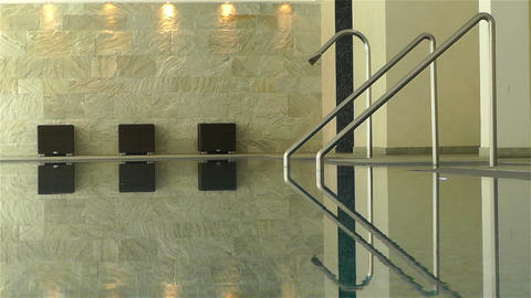 Indoor Swimming Pool 2 Footage