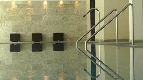 Indoor Swimming Pool 2 Footage