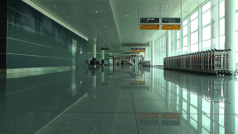 Munich Airport Germany 2 Stock Video Footage