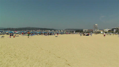 Palamos Beach Costa Brava Spain 14 Footage