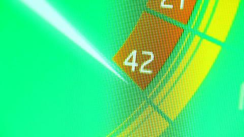 Internet web icon Footage