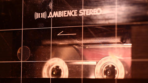 Audio cassette Footage