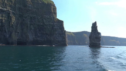 Cliffs of Moher 2 Footage
