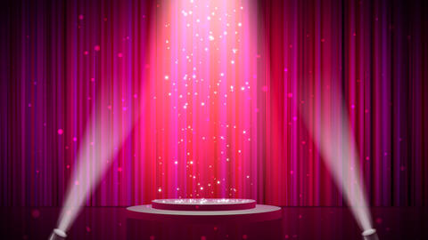 Stage Show HD Animation