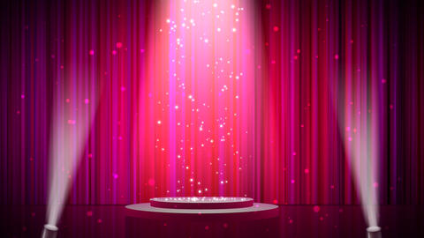 Stage Show HD Stock Video Footage