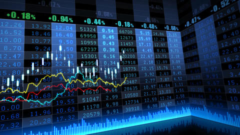Stock Market 068 Animation
