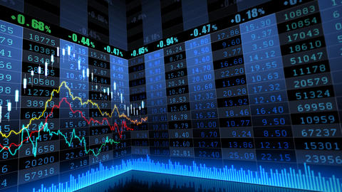 Stock Market 068 Stock Video Footage