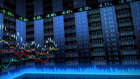 Stock Market 068 Stock Video Footage