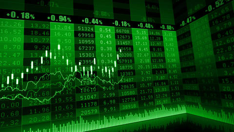 Stock Market 070 Animation