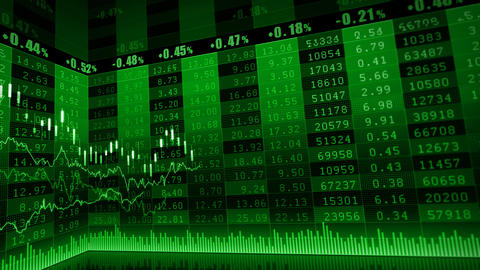 Stock Market 070 Stock Video Footage