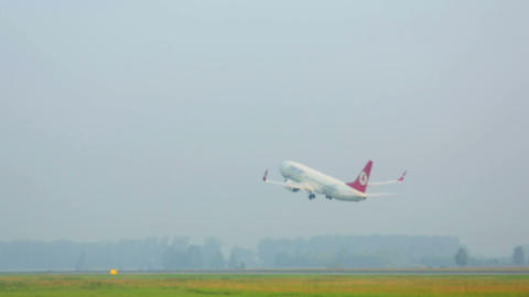 Morning departure Footage