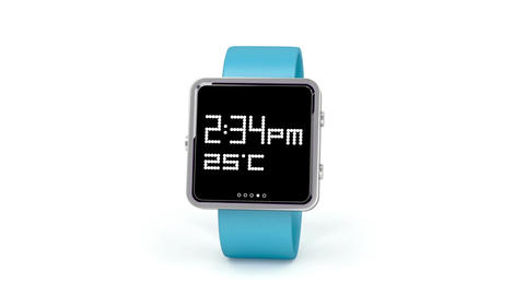 Smartwatch Animation