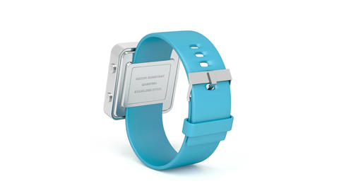 Smartwatch Stock Video Footage