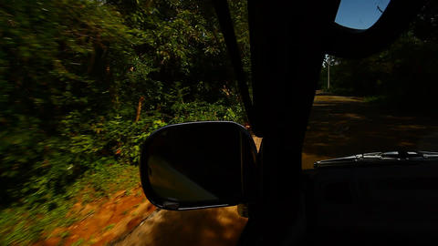 Vehicle dashboard Stock Video Footage